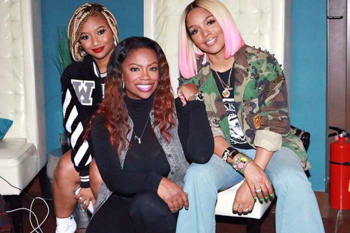 Rasheeda Frost Attends Surprise Party For Kandi Burruss And She Makes The Boldest Fashion Statement In Epic Pictures