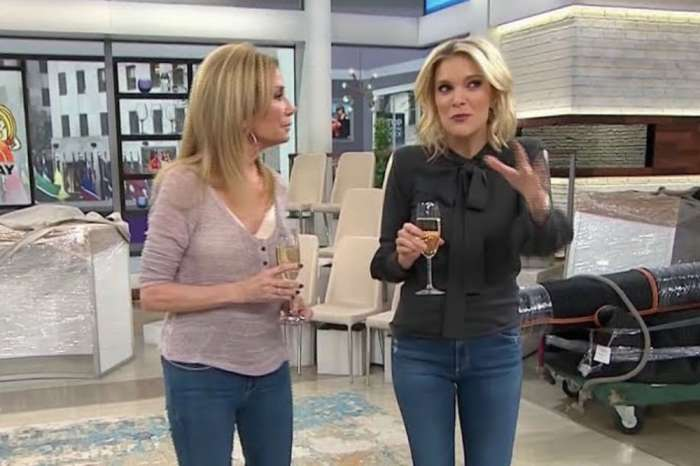 Kathie Lee Gifford Spotted With Another Disgruntled Former Today Show Host Megyn Kelly