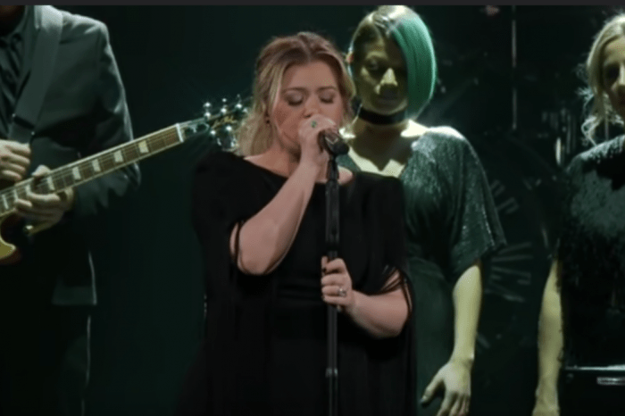 Kelly Clarkson Covers Lady Gaga's And Bradley Cooper's 'Shallow' Calls Lady Gaga 'The Nicest Human Being Ever'