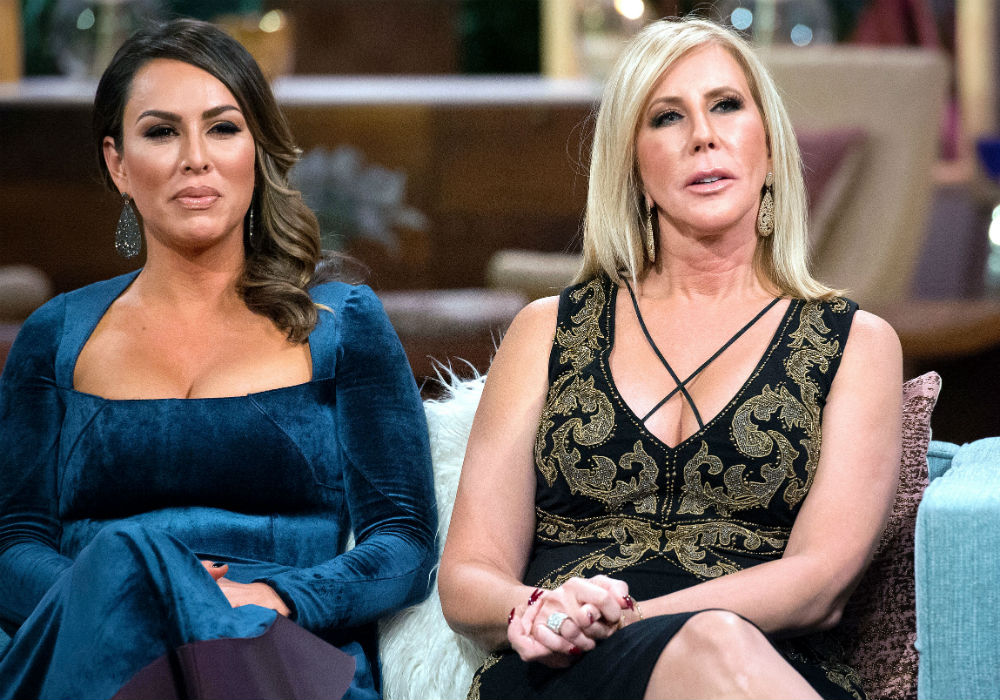 Kelly Dodd Claims Vicki Gunvalson Has Officially Been Demoted To A 'Friend' On RHOC