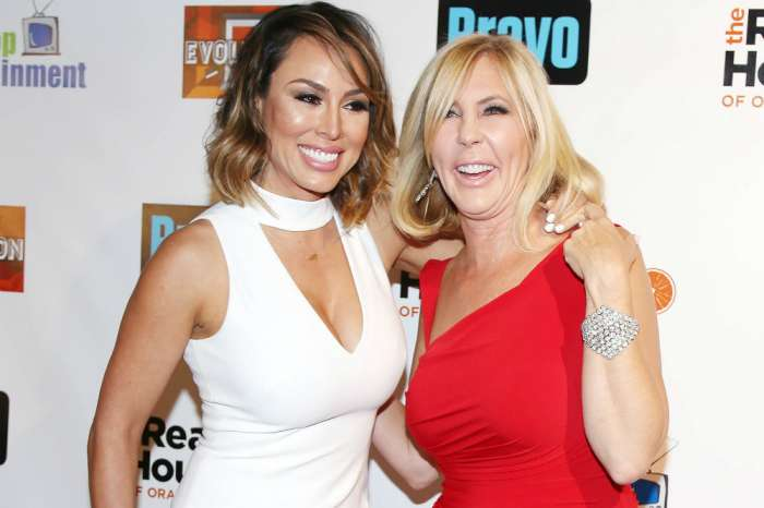Kelly Dodd Stands Firm That Vicki Gunvalson Is Only A 'Friend' On Season 14 Of RHOC