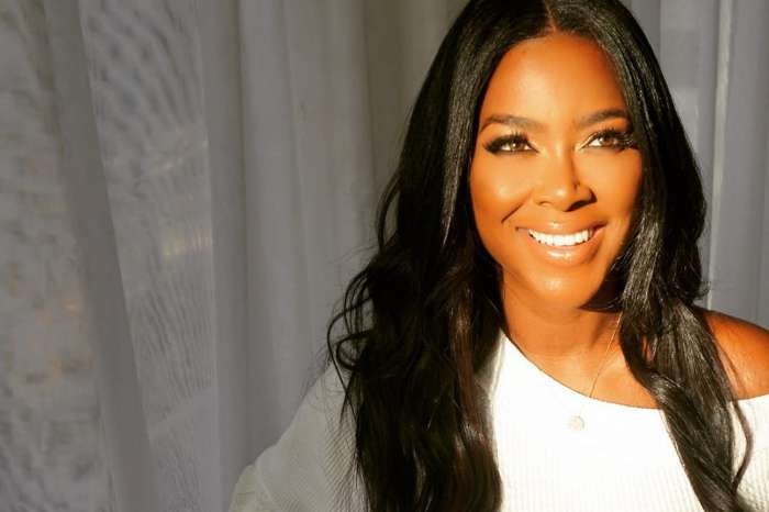 """Kenya Moore Teases Fans About Rumored 'RHOA' Return: """"My Motto In Life Is Never Say Never!"""""""