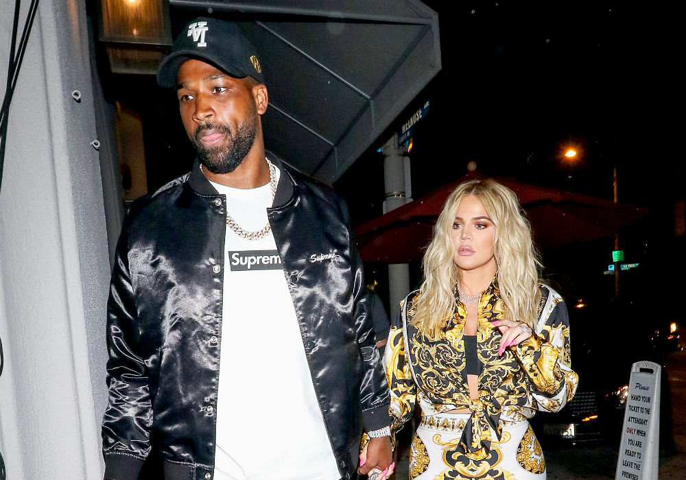 Khloe Kardashian Spends Valentine's Day Alone And Seemingly Bashes Tristan Thompson
