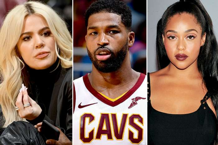 Khloe Kardashian's Nasty Split From Tristan Thompson Was Reportedly All Caught By KUWK Cameras