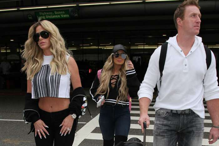 Former RHOA Kim Zolciak Finally Admits That She Paid For Her Flat Stomach On Don't Be Tardy