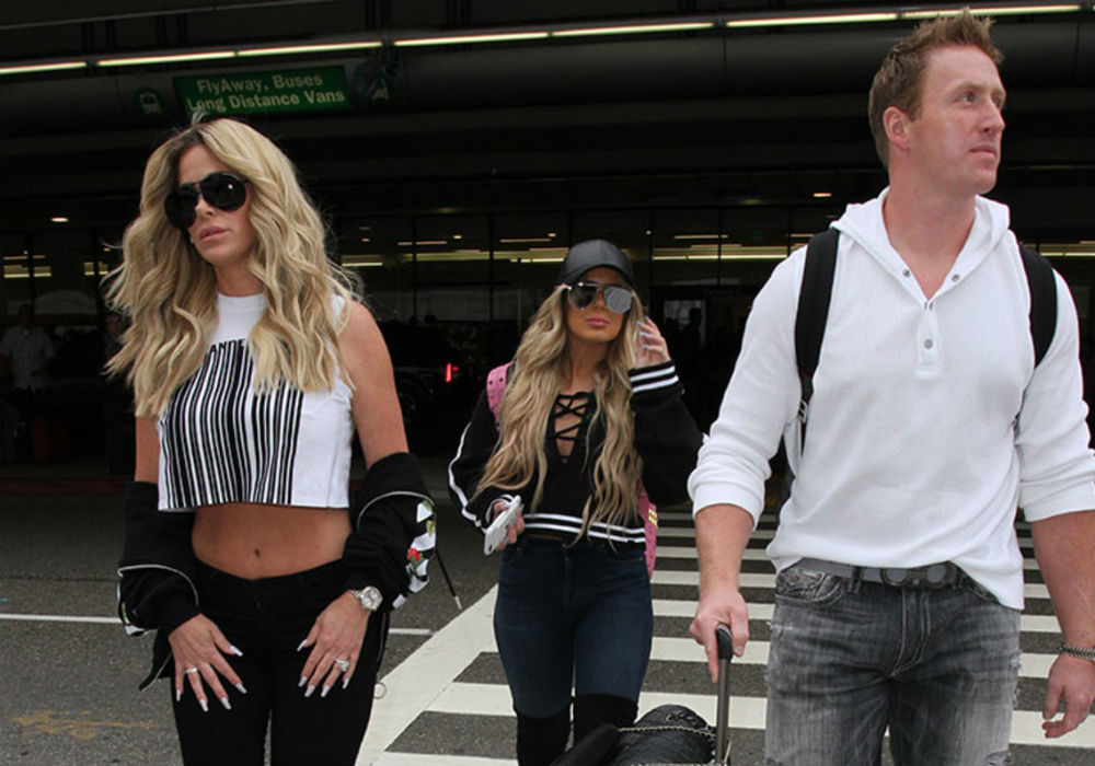 Kim Zolciak Finally Admits That She Paid For Her Flat Stomach