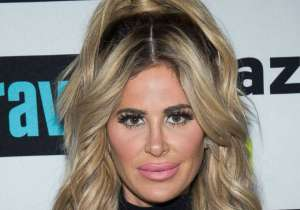 Kim Zolciak's Lip Kits Are A Hot Mess! Don't Be Tardy Star Accused Of Copying Kylie Jenner