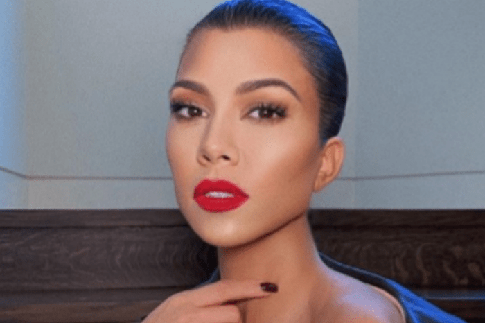 Kourtney Kardashian Fires Back After Follower Slams Her For Not Wishing A Happy Birthday To Stormi