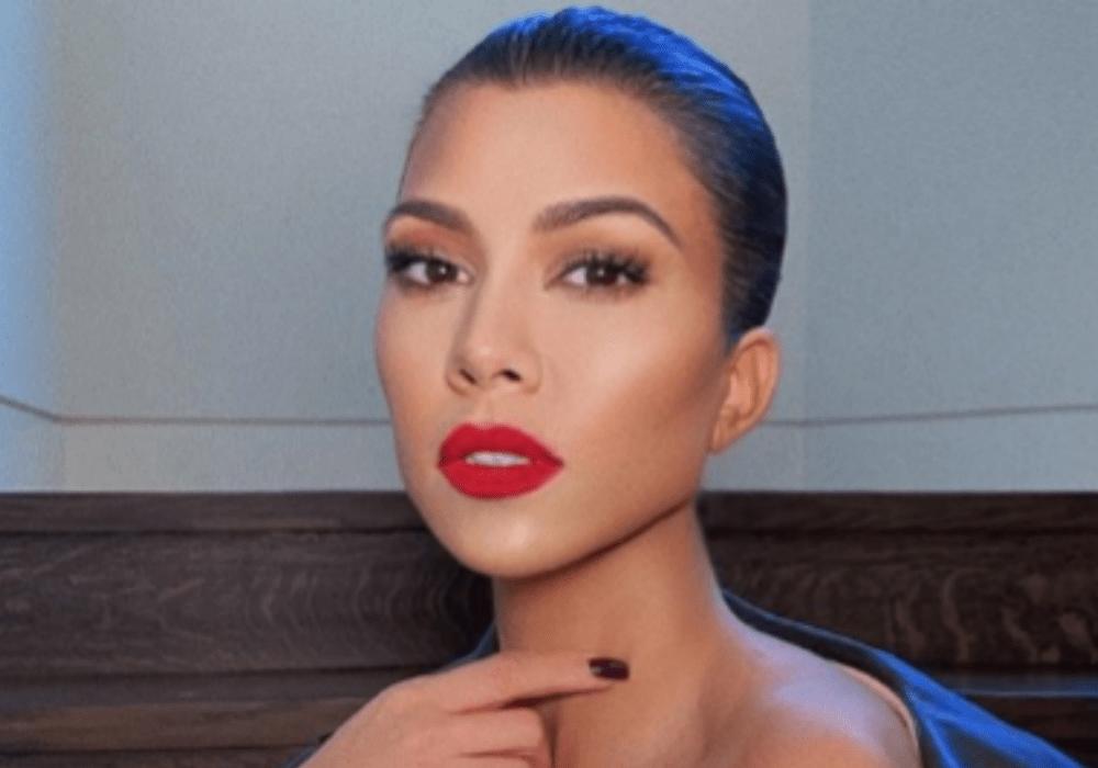 Kourtney Kardashian Fires Back