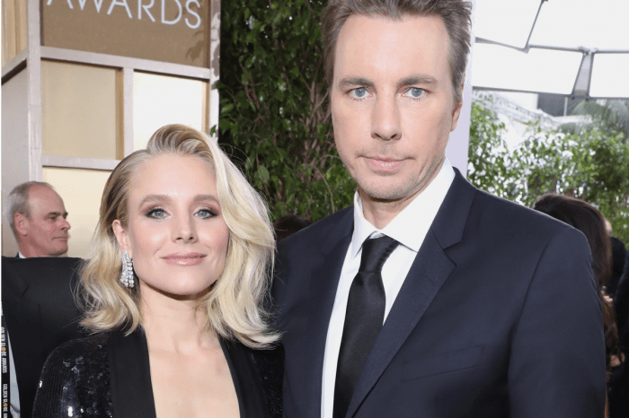 Kristen Bell And Dax Shepard Reveal They've Aleady Had 'The Talk' With Daughter, 5!