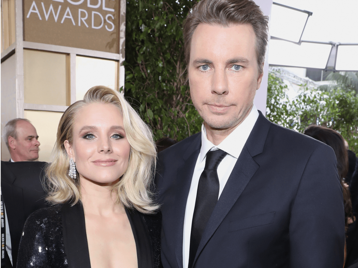 Kristen Bell and Dax Shepard Launch Organic, Plant-Based Baby Product Line