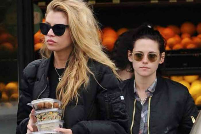 Kristen Stewart Caught In A Love Triangle With Ex Stella Maxwell And New GF Sara Dinkin