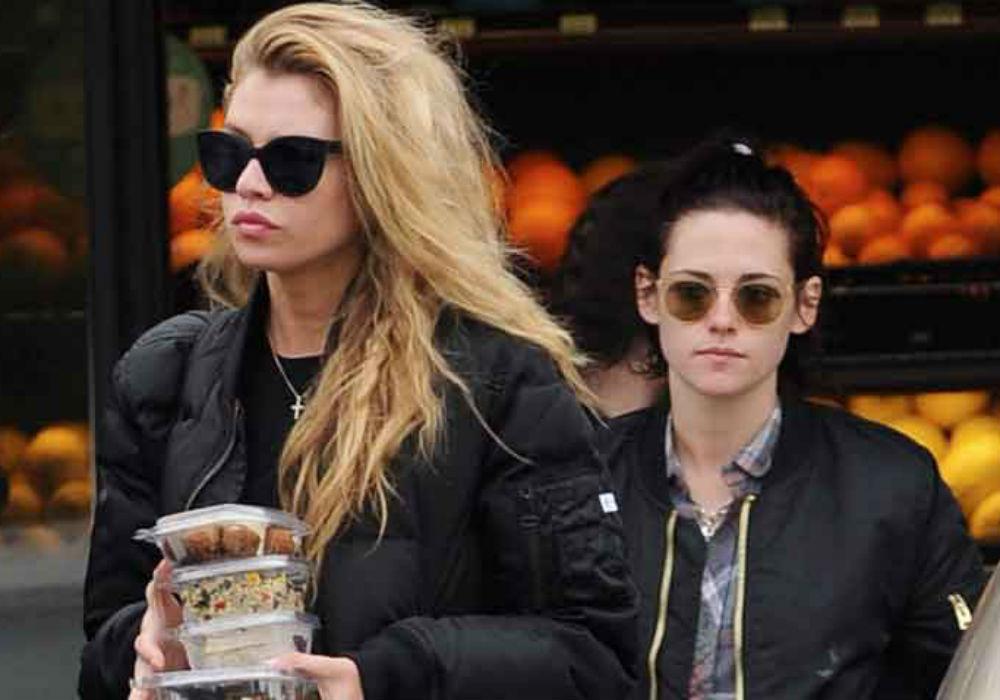 Kristen Stewart Caught In A Love Triangle With Ex Stella Maxwell And New GF Sara Dinkin