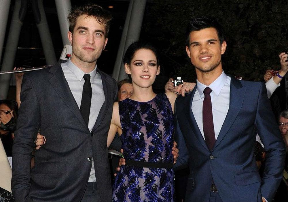 Kristen Stewart Had A Mini Twilight Reunion, Was Robert Pattinson There