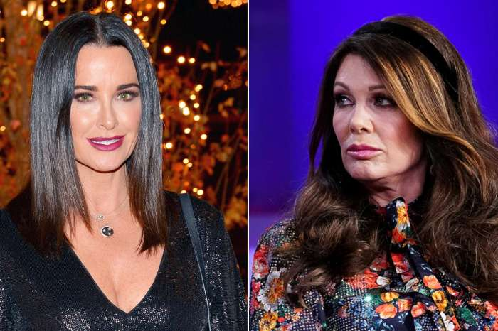 Kyle Richards Admits Feuding With Lisa Vanderpump Has Been 'Very Stressful'