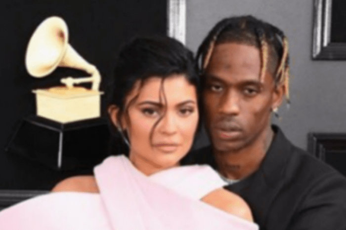 KUWK: Kylie Jenner And Travis Scott Walk Grammys Red Carpet — Some Don't Like Her Outfit