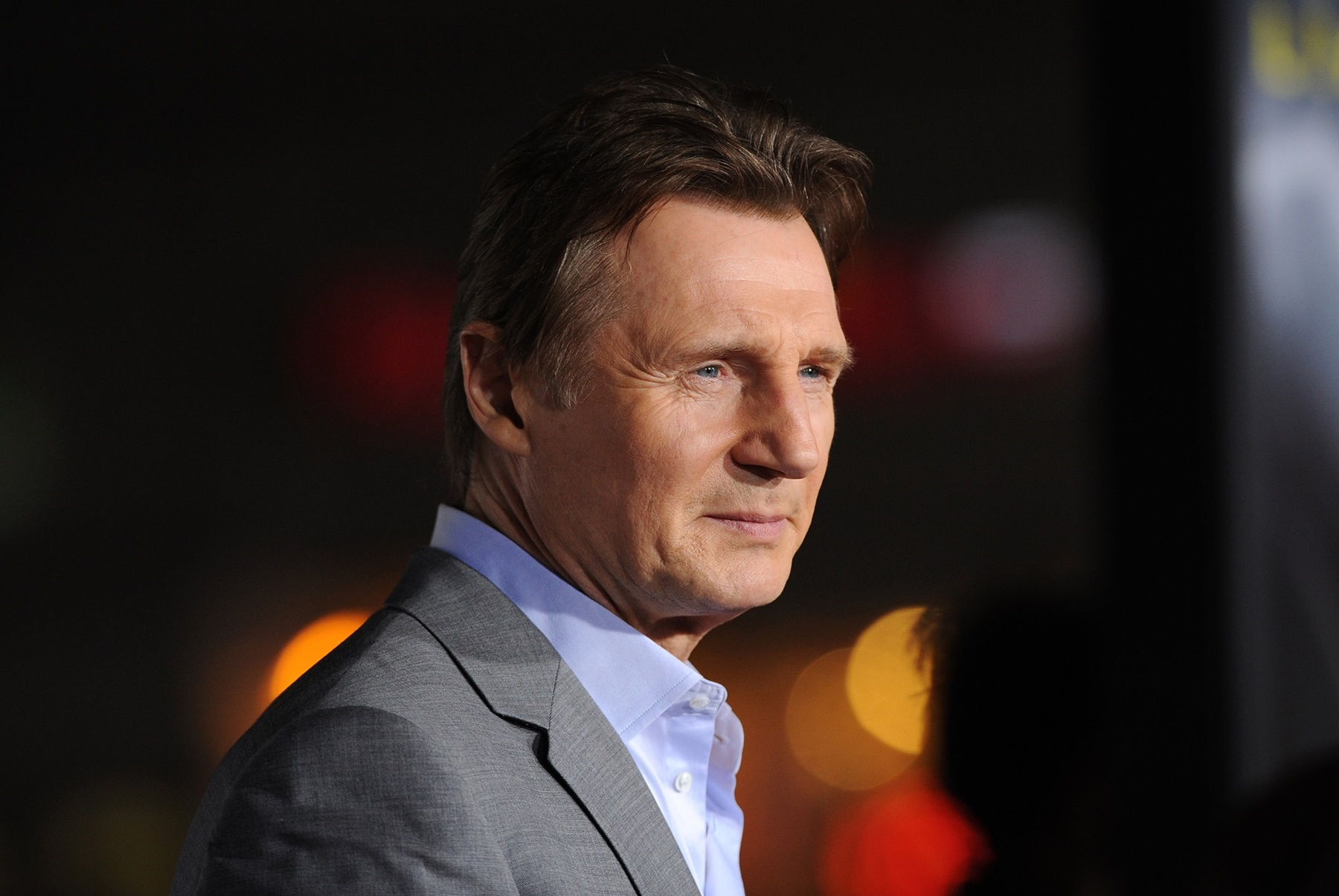Liam Neeson Random Black Man Rape