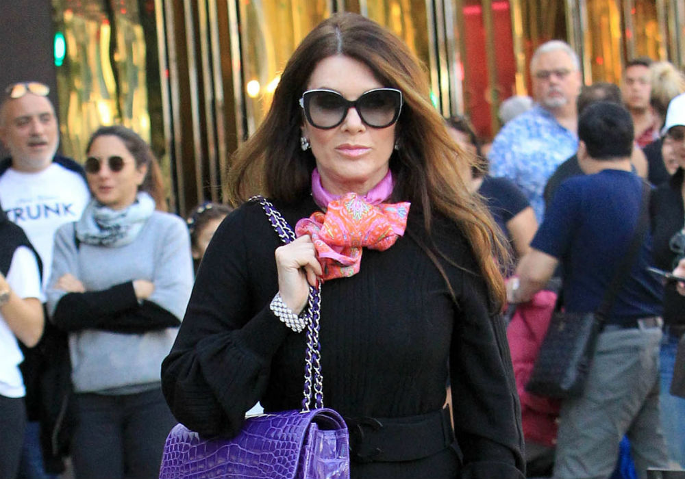Lisa Vanderpump Regrets Being A Part Of Season 9 Of RHOBH