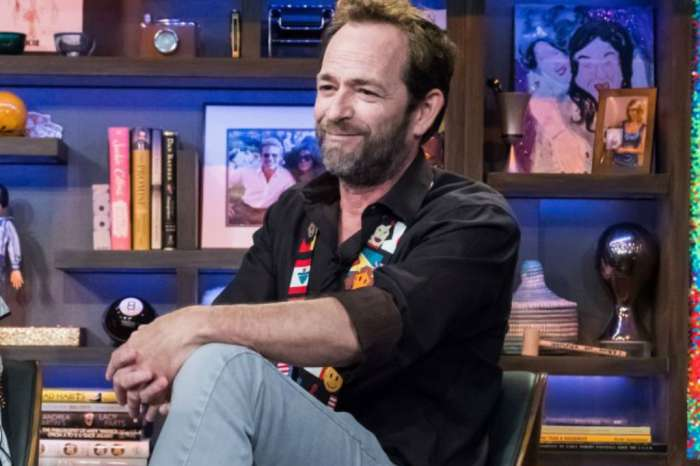 'Beverly Hills 90210' Alum Luke Perry Suffers Stroke, 'Riverdale' Star In Medically Induced Coma