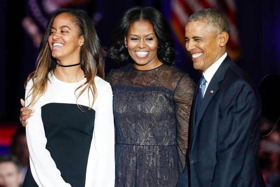 Barack Obama's Daughter Malia's Secret Facebook Account Revealed: She Has An Interesting Take On Donald Trump