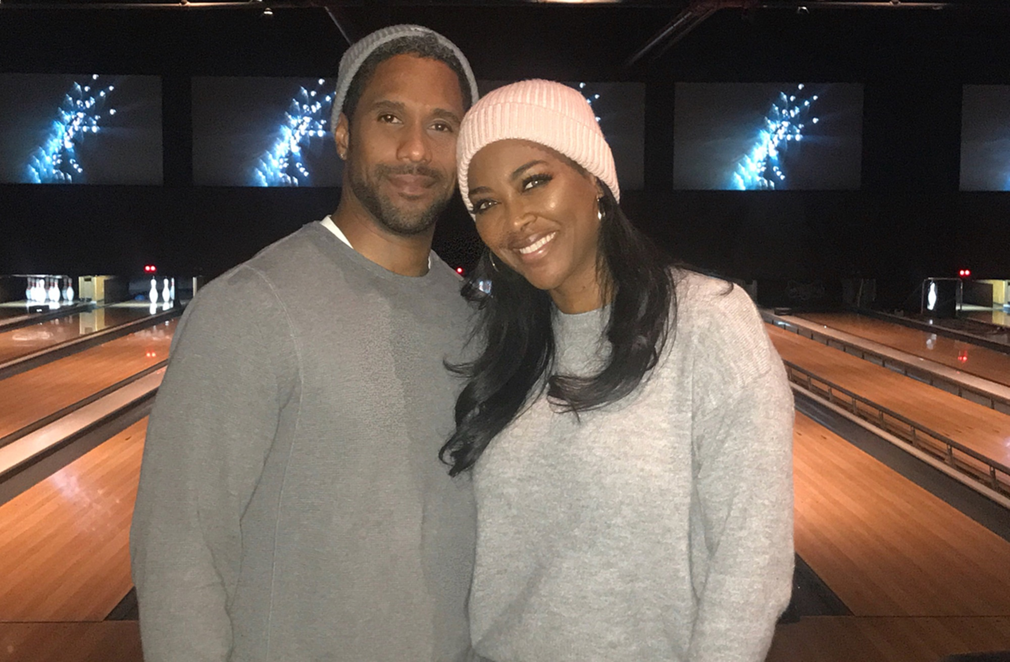Kenya Moore's Latest Photo With Her Husband Marc Daly And Their Baby Girl Brooklyn Is Praised By Fans - See It Here