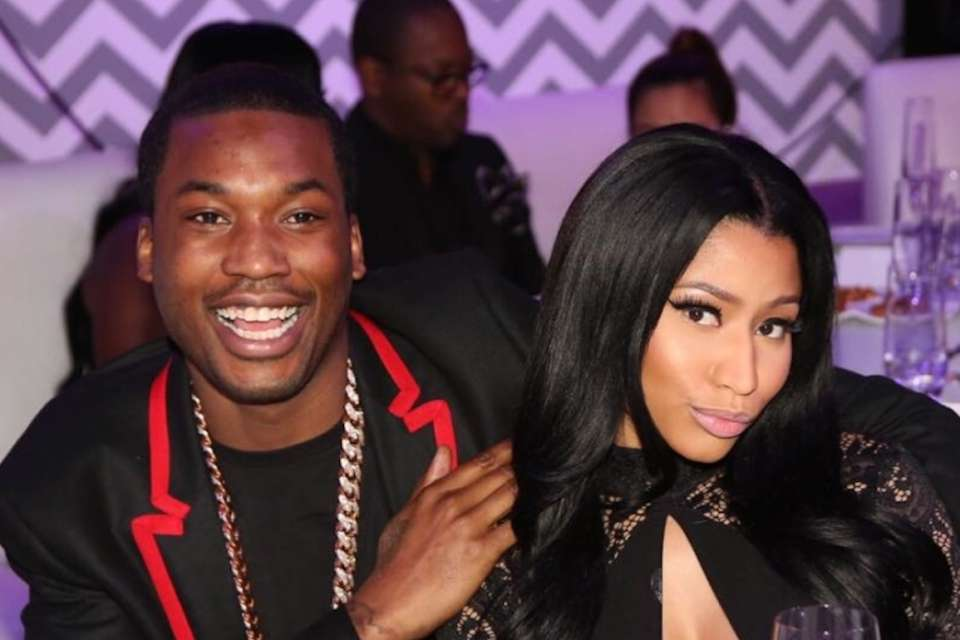 Meek Mill Gets Trolled After Cropping Nicki Minaj Out Of A Photo And Calling Her 'Anonymous'