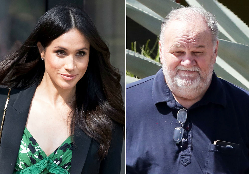 Meghan Markle's Friends Reveal What She Said To Her Father After She Married Prince Harry