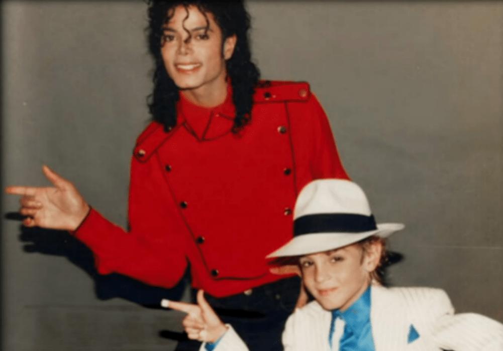 Michael Jackson 'Leaving Neverland'