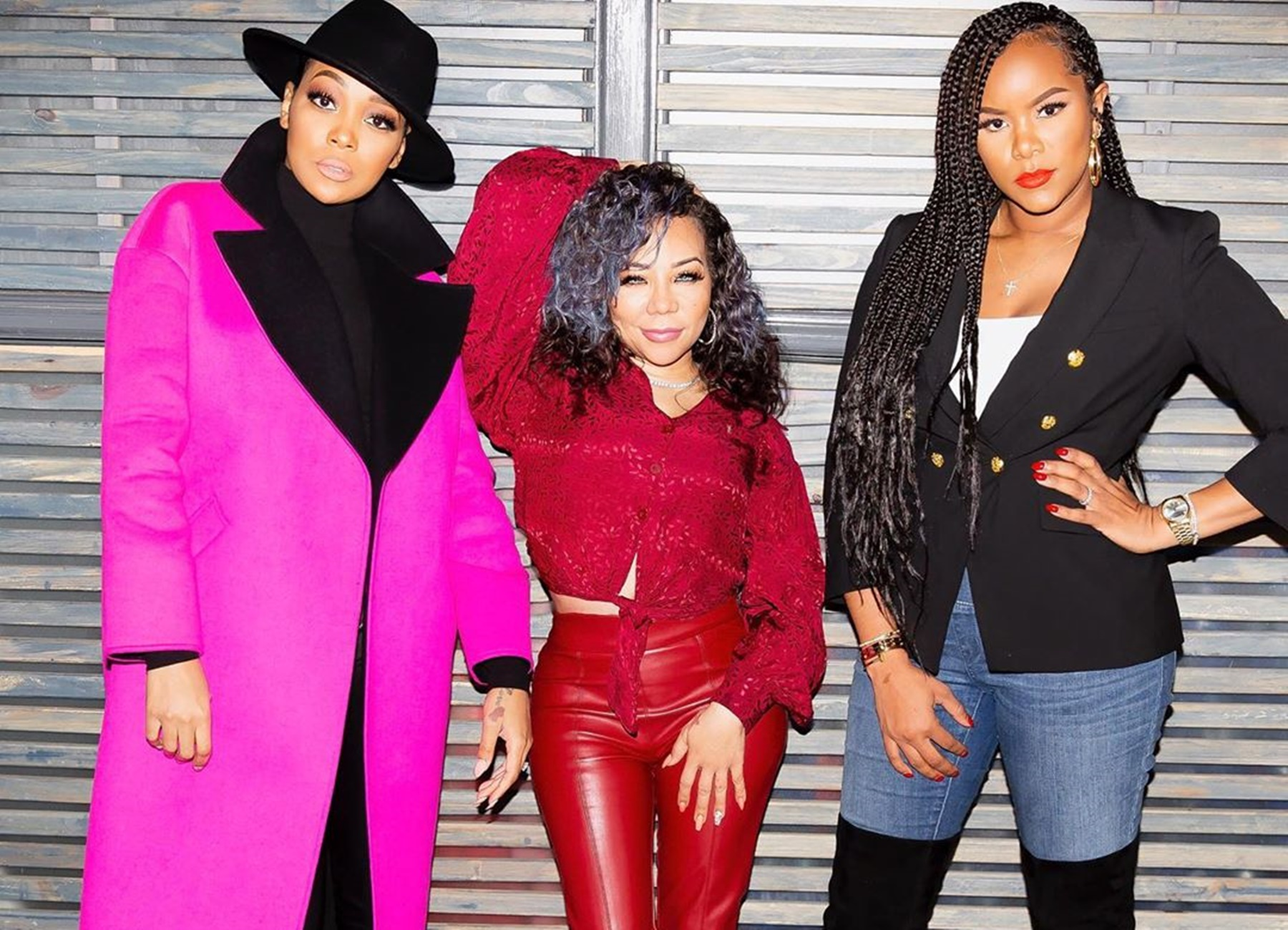 Monica Brown Tiny Harris Letoya Luckett-Walker