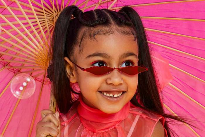 Kim Kardashian And Kanye West's Daughter, North Looks Adorable On The Cover Of WWD Magazine