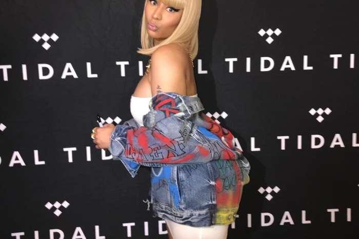 Nicki Minaj Sports Rainbow Hair In New Photos With Boyfriend Kenneth Petty -- Lil Wayne's Collaborator Flaunts Her Love In Front Of Critics