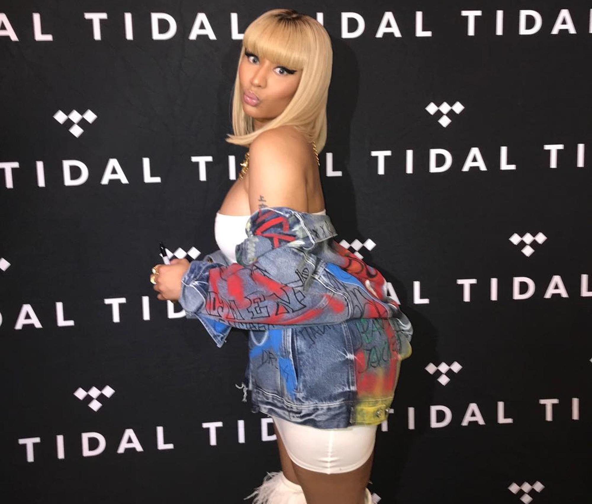 Nicki Minaj Kenneth Petty World Tour