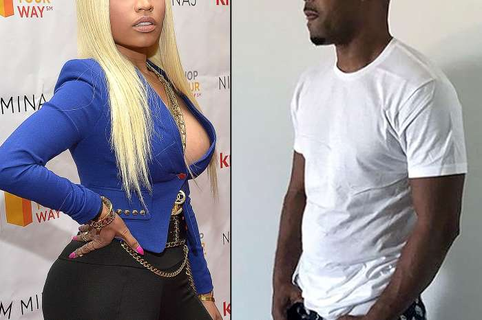 Nicki Minaj Shares New Video With Boyfriend Kenneth Petty - People Criticize Her