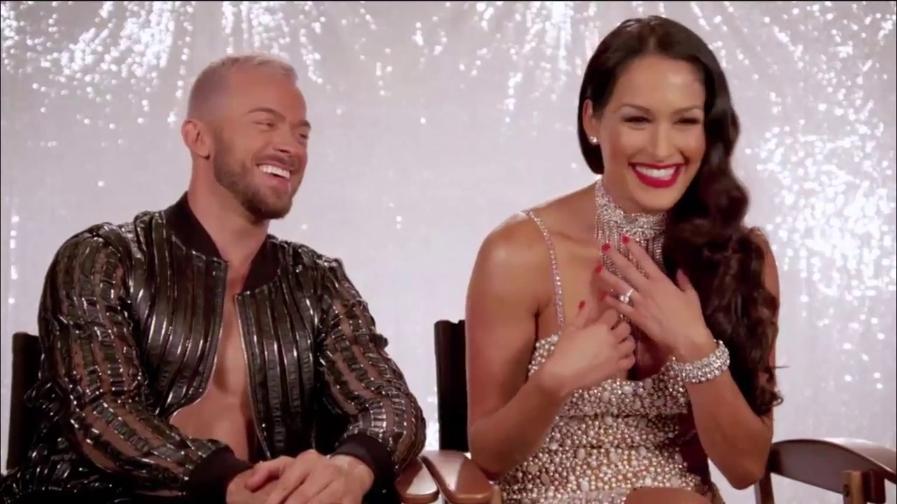 Nikki and Artem