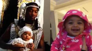 Offset And Cardi B's Daughter Kulture Revealed In New Posts And Promotion For 'Father Of Four' -- Fans Are In Awe Of Her Beauty!