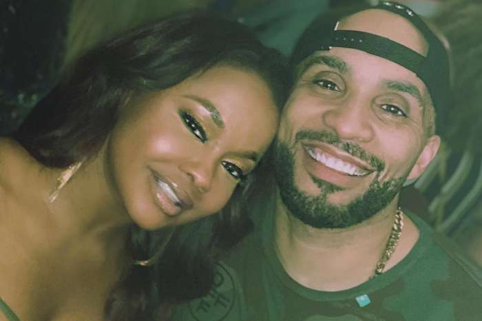 Phaedra Parks Says She Has Never Been This Happy In Sweet Video With Boyfriend Tone Kapone -- The Shade Is Real For Former 'RHOA' Star Apollo Nida