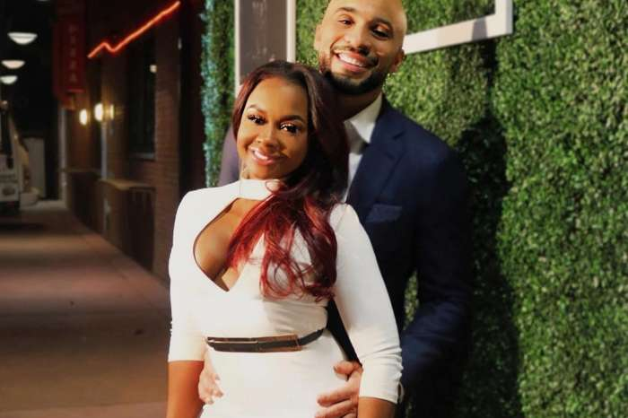 Phaedra Parks Fans Are Laughing At Her Boyfriend Tone Kapone After He Posted This Valentine's Day Message