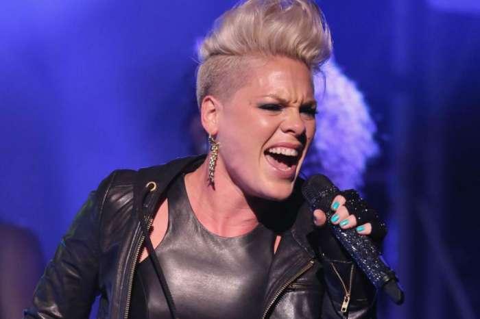 Pink Reveals She Hurt Herself Slashing Husband Carey Hart's Tires In Thanksgiving Rage