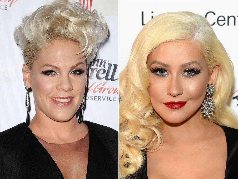 Christina Aguilera Talks Pink Feud, Britney Spears Song She Wishes Was Hers