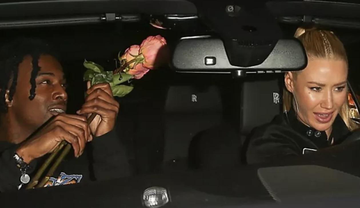 Iggy Azalea & Playboi Carti Share Sweet Pics And Seem More In Love Than Ever