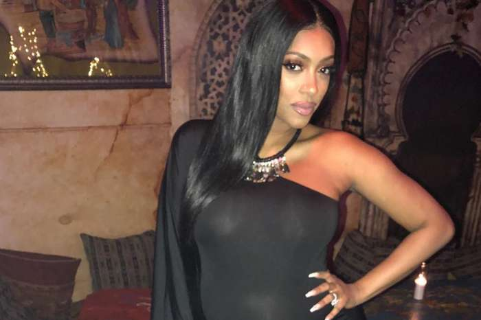Porsha Williams Wanted To Take Some Stunning Pictures -- Her Baby Stole The Spotlight By Moving Around -- 'RHOA' Fans Cannot Believe Their Eyes