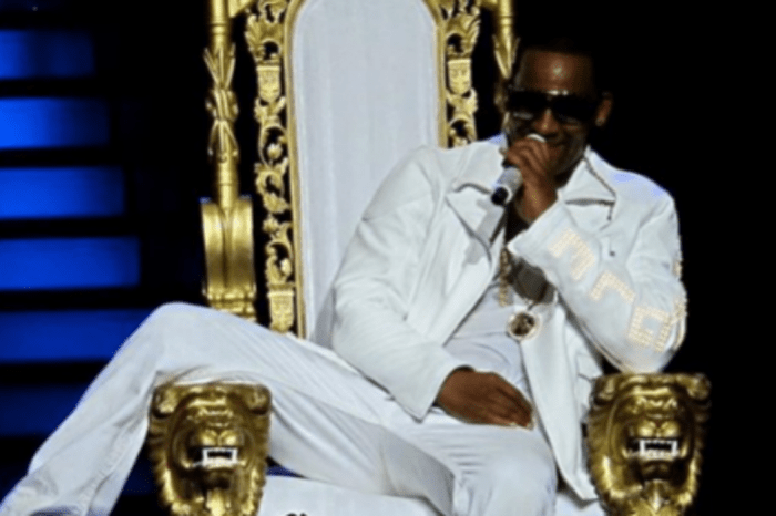 R. Kelly May Spend The Rest Of His Life Behind Bars