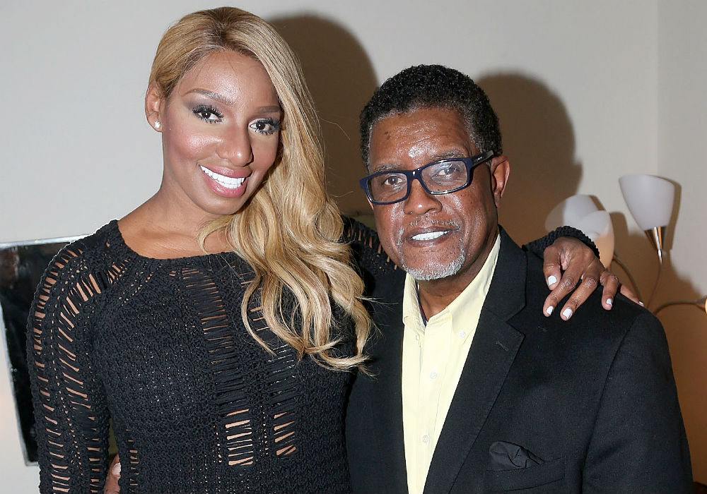 RHOA Star NeNe Leakes Wants To Make It Very Clear That Gregg Leakes Is Not Perfect