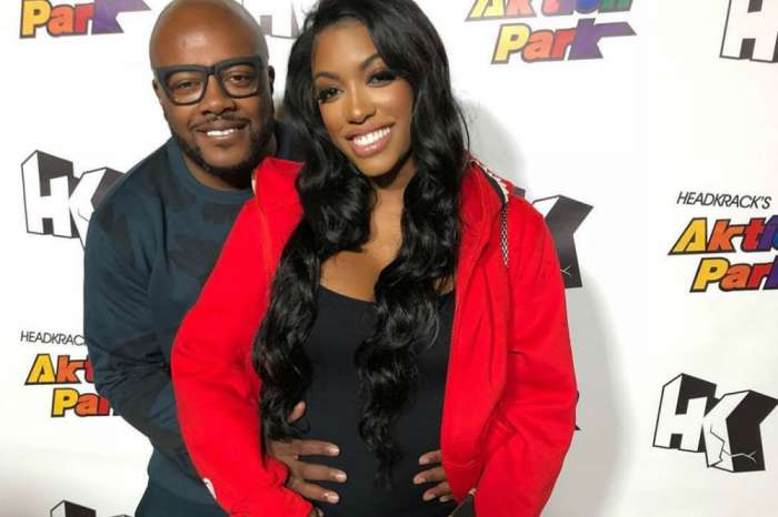 RHOA Star Porsha Williams And Fiance Dennis McKinley Spotted Filming For A Spin-Off