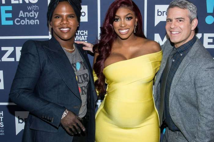 Porsha Williams Shares More Photos From The Bahamas Photoshoot And Fans Call Her 'The Epitome Of Beauty During Pregnancy'