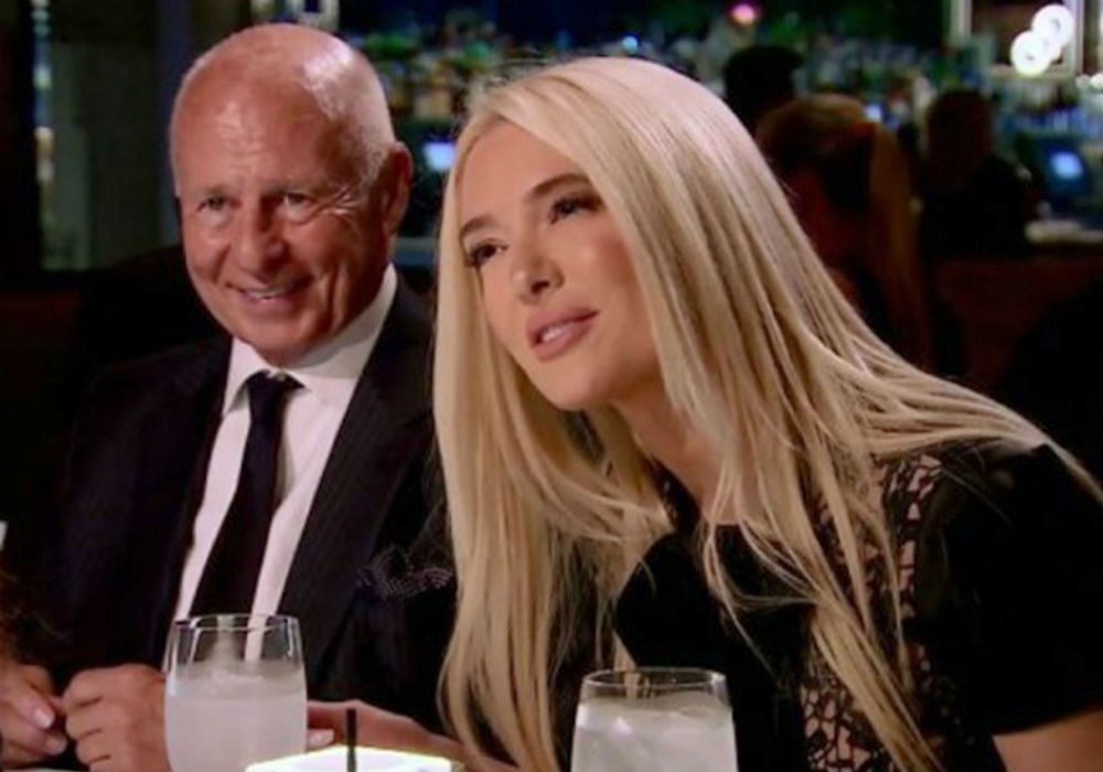RHOBH Erika Jayne Completely Unfazed By Her Husband Being Sued For Unpaid $15 Million Debt