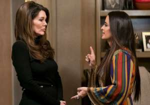 RHOBH Kyle Richards Was 'Shocked' When Ken Todd Got In The Middle Of Her Feud With Lisa Vanderpump