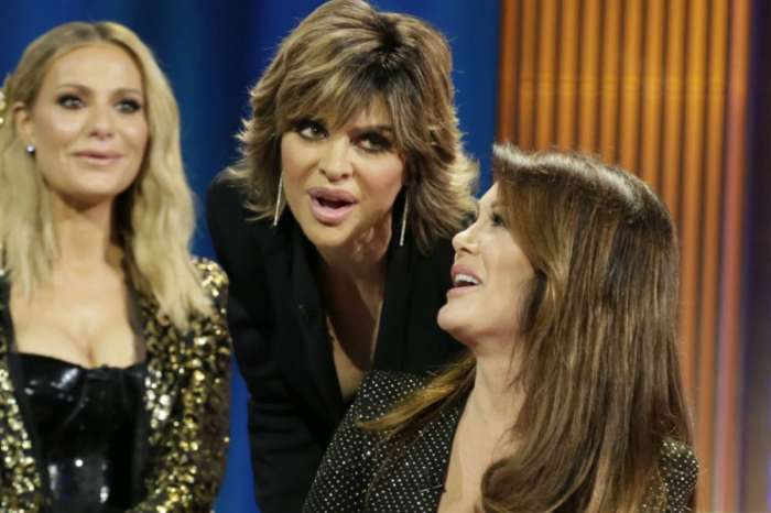 RHOBH Lisa Rinna Inserts Herself Right In The Middle Of Lisa Vanderpump And Dorit Kemsley's Dog Drama