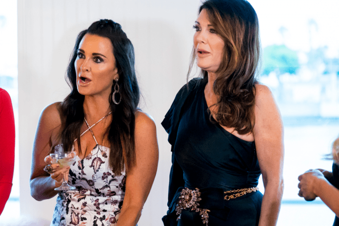 RHOBH Lisa Vanderpump Explains What Exactly Went Down With Dorit Kemsley And Kyle Richards On Season 9