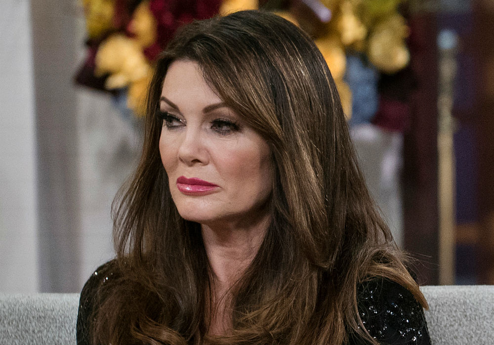 RHOBH Lisa Vanderpump Opens Up About The Heartbreak Of Losing Her Only Brother